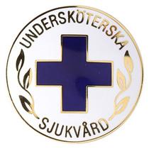 103. UNDERSKÖTERSKA / SJUKVÅRD