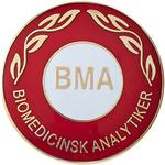 Vårdbrosch 99 Biomedicinsk analytiker
